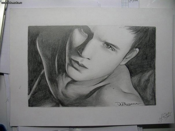 Oleg Bogann by Jeremy